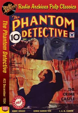 The Phantom Detective eBook # 22 December 1934