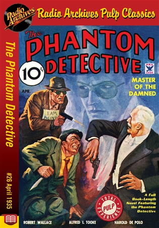 The Phantom Detective eBook # 26 April 1935