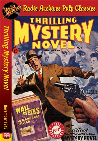 Thrilling Mystery Novel eBook November 1945