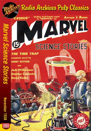 Marvel Science Stories eBook November 1938