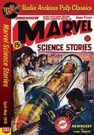 Marvel Science Stories eBook April-May 1939