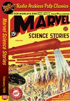 Marvel Science Stories eBook February 1939