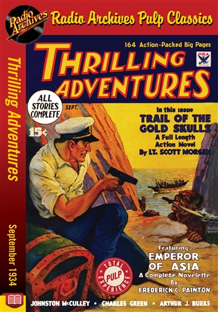 Thrilling Adventures eBook September 1934