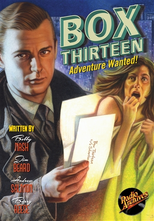 Box Thirteen eBook Adventure Wanted!
