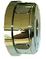 "6"" Diameter Thru Bore Mechanical Lug Chuck -  With Flange"
