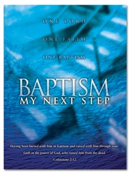 Baptism: My Next Step