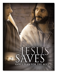 Jesus Saves Brochure