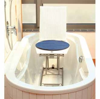 Peter Pan Bath Lift | Manual Bath Lift| Deep Tub Bath Lift