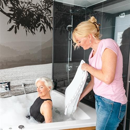 Bellavita Bath Lift Chair, bath lift, Drive Medical