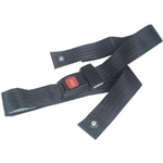 Self Attaching Velcro Seat Belt