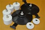 Aquatec 3 inch height adapters