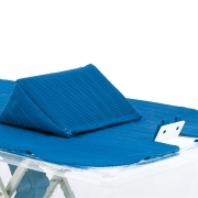 Sand Wedge cushion for Aquatec Bath Lifts
