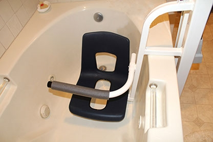 & Pro Bath Chair Lift by Safe Bathtub Lifts