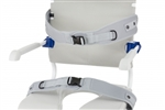 Padded seat belt for Ocean Shower Chair
