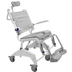Ocean VIP Shower/Commode Tilting Wheelchair