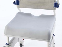 Closed Seat Overlay for Ergo Shower Chair