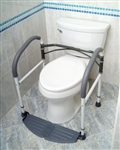 Fold Easy Portable Toilet Frame