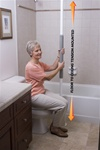 Stander Security Pole - 1150