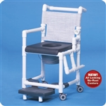 IPU SCC767 Deluxe Shower Chair Commode