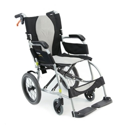 Karman S-Ergo Lite S-2501  Transport Wheelchair