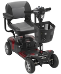 Phoenix HD 4 - Heavy Duty 4-Wheel Scooter