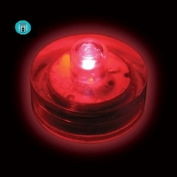 Acolyte Sumix 1 LED light - Red
