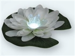 Floating Lilylyte™ Lighted Lily Pad