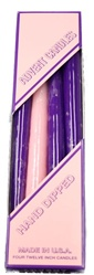 "12"" Advent Candles (Pack of 4)"