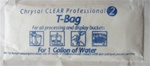 CHRYSAL CLEAR T-BAGS - 320 ct.