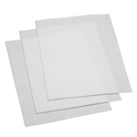 "Felt Square 9""x12"" - White (Pkg of 25)"
