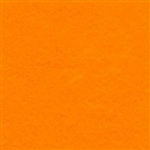 "Felt Square 9""x12"" - Tangerine (Pkg of 25)"