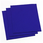 "Felt Square 9""x12"" - Royal Blue (Pkg of 25)"