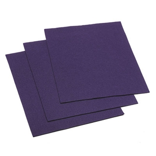 "Felt Square 9""x12"" - Purple (Pkg of 25)"
