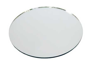 "Table Mirror for Centerpiece (9"")"