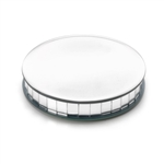 Mirror Pedestal - Round - 6 inches