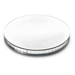 Centerpiece Mirror Pedestal - Round - 10 inches