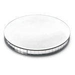 Centerpiece Mirror Pedestal - Round - 12 inches