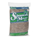 Spanish Moss - Premium - Grey - 24 oz