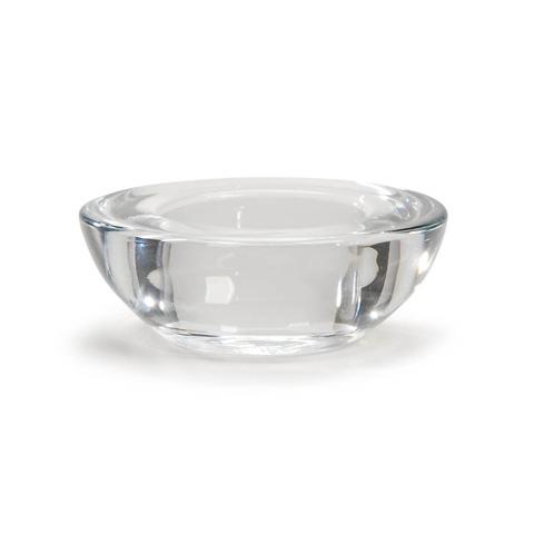 * Floating Light 2er Set Tealight Holder Glass Clear Summer