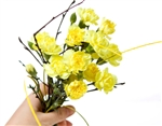 Yellow - Mini Carnations - 160 stems