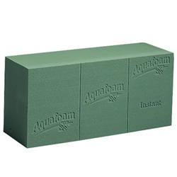 1 Aquafoam Instant Standard Brick