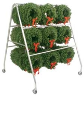 Basket Hanger with Wreath Kit