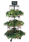 3 Tier Hanging Basket Stand