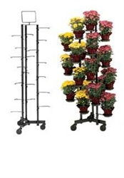 Three Pole Convertible Stand