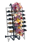 Wine & Flower Display