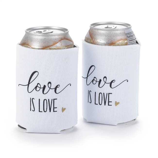 Love is Love Can Coolers