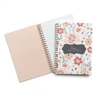 Floral Journal -