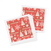 Christmas Icons Napkins