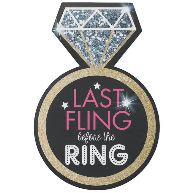 Last Fling Repositionable Cling