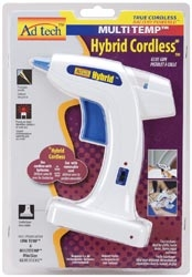 Multi-Temp Hybrid Cordless Glue Gun